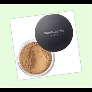 Bare Minerals Matte Powder Foundation Golden Tan20